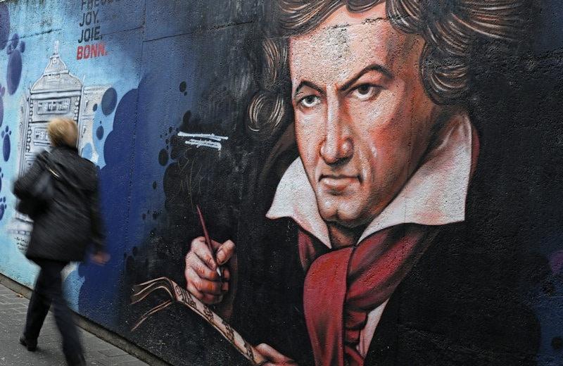 El sonido de la utopía: Alemania celebra los 250 años de Beethoven – Cambio  Político