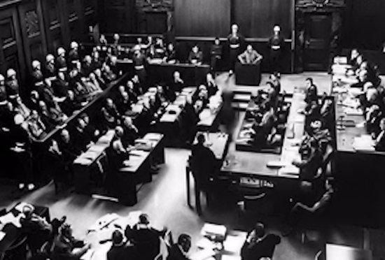 """Alemania. Juicio de Nuremberg: """"Nuestras acusaciones serán espeluznantes…"""""""