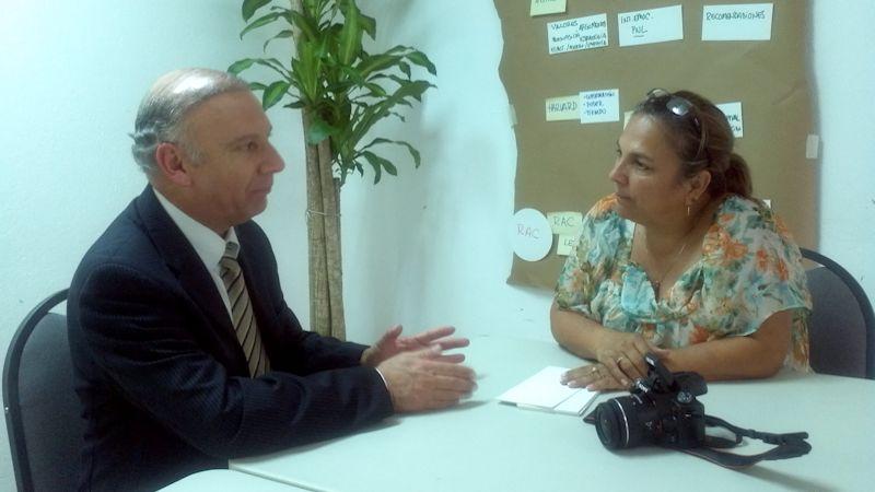 Entrevista Carlos Rivera Bianchini: El nombre de Costa Rica es como el nombre de CEDAL