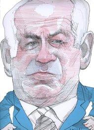 Primer ministro de Israel Benjamín Netanyahu
