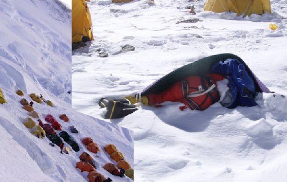 El Everest un circo de muerte
