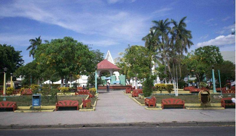 Actual parque de Liberia en Guanacaste. Flickr