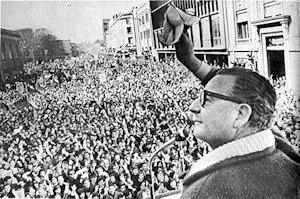 """""""Allende quería un socialismo conforme a la tradición de la socialdemocracia"""""""