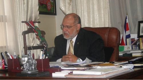 Carlos Luis Avendaño