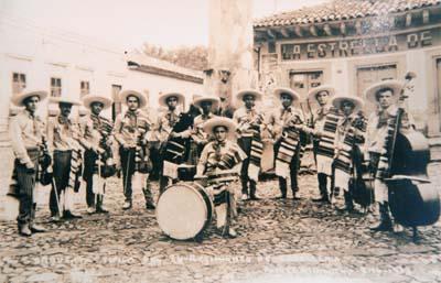 Canciones de la Revolución Mexicana