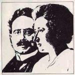 El inflexible Karl Liebknecht y la fuerza de las ideas de Rosa Luxemburg