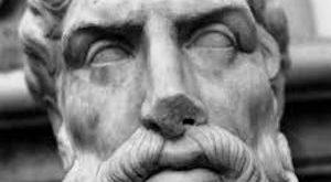 El filósofo Epicuro