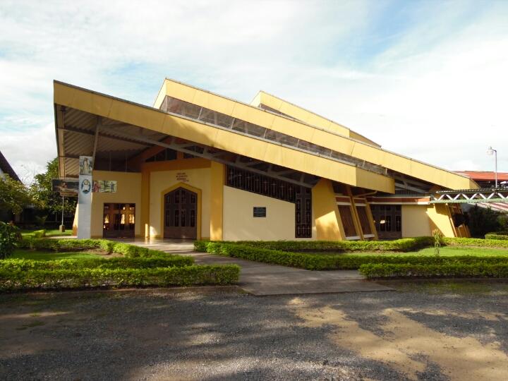 Parroquia Inmaculada Concepción de María, de Cariari de Pococí