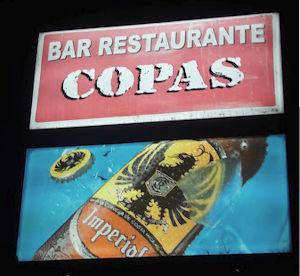 Bar Copas