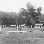 Parque Santa María de Dota. 1948
