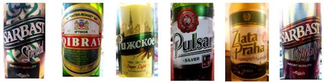 Orgullosa muestra de la producción uzbeka