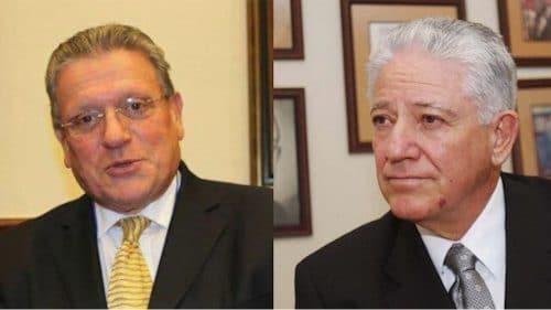 Rolando Araya / Jose Miguel Corrales
