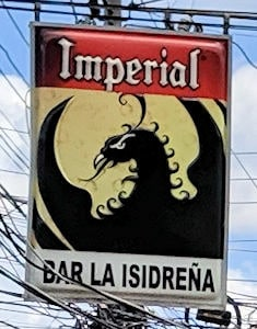 Bar La Isidreña