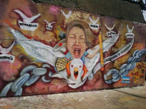 Nicaragua: Ver entre el Arco Iris y las sombras