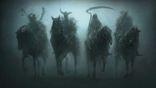 Los jinetes del apocalipsis y el Covid–19