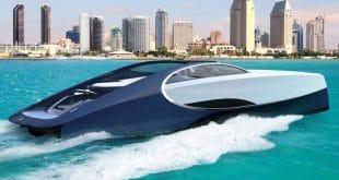 De las calles al agua: Los yates de lujo de fabricantes de autos