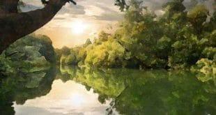 El Jarrón del fondo del lago