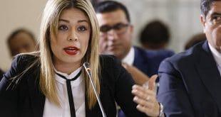 Diputada liberacionista Franggi Nicolás. CP/FB