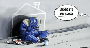 Caricatura: HispanTV