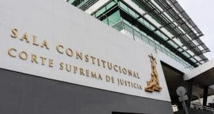 Sala Consttutucional