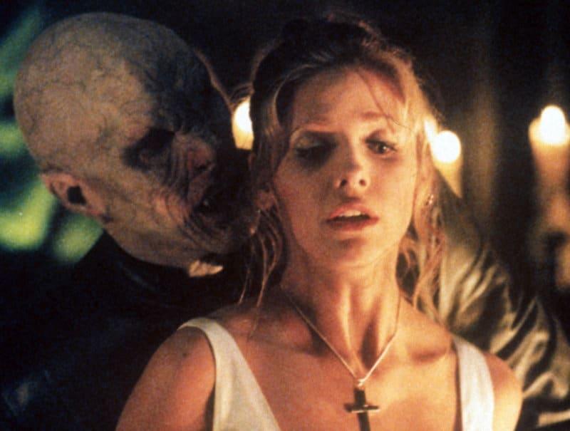 Sarah Michelle Gellar vuelve vestirse de Buffy cazavampiros