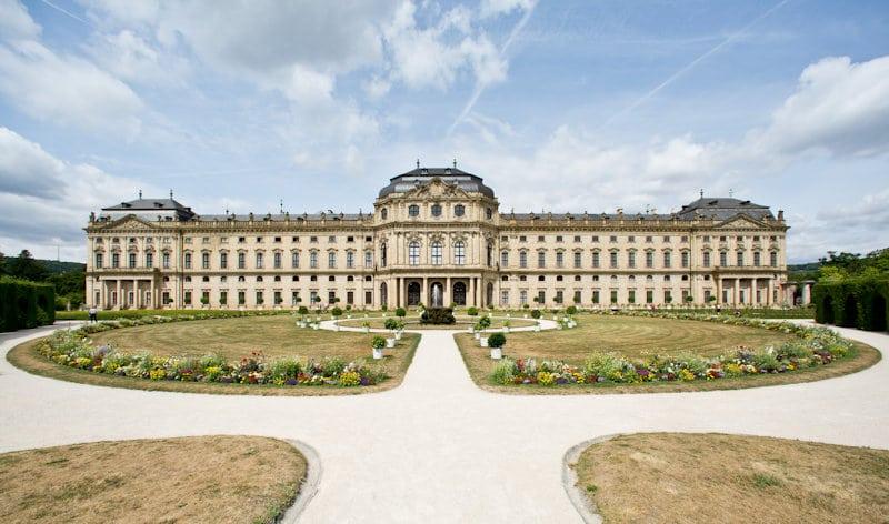 La Residencia de Wurzburgo cumple 300 años