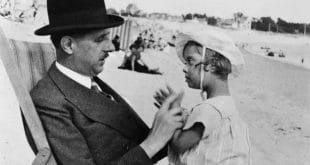 Charles y Anne De Gaulle