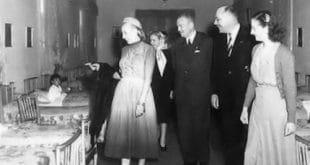 Cuando Eva Perón creó la fundación que llevó su nombre