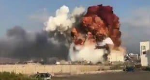 Explosión del puerto de Beirut y su contexto económico
