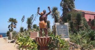 Casa de los esclavos en Gorea