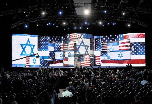Como Israel financia al lobby estadounidense