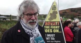 La consulta sobre la unidad de Irlanda es factible