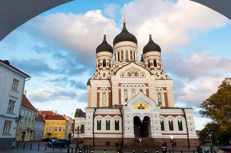 La capital de Estonia, Tallin, en transformación constante