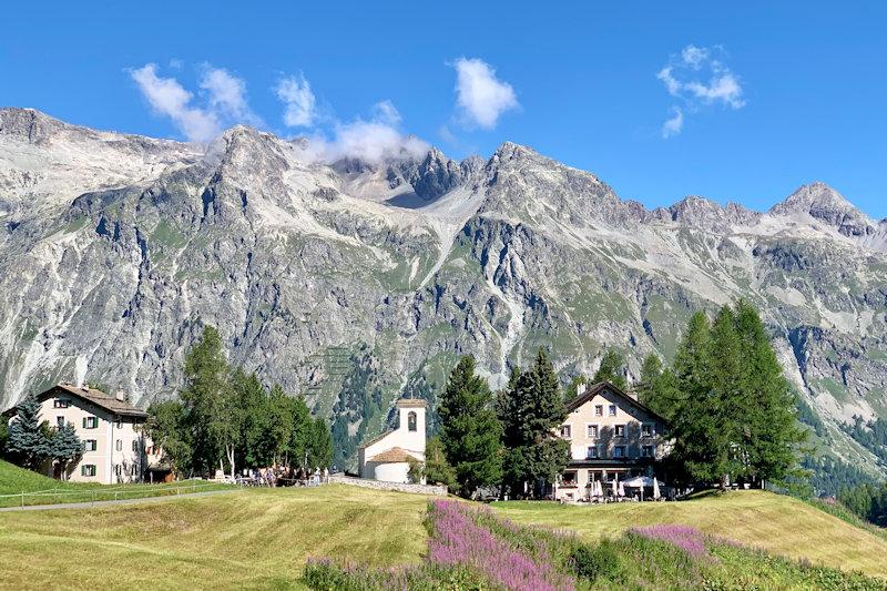 Una Suiza de ensueño: el cantón de los Grisones