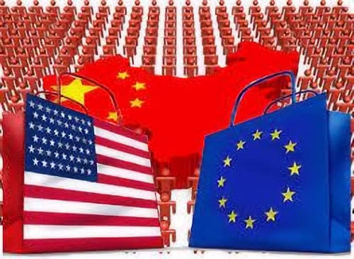 USA-UE-China