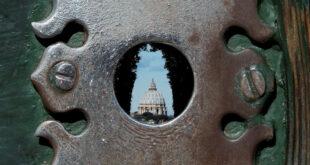 El secreto de Roma detrás de la cerradura del arquitecto Piranesi