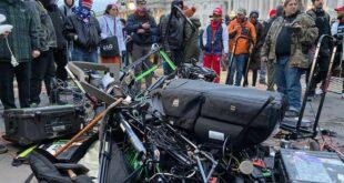 La insurrección en el Capitolio desafió la forma en que los medios de EE.UU. presentan los disturbios