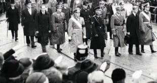 El entierro del príncipe Felipe