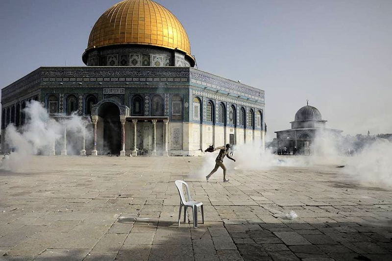 La tragedia de Jerusalén y el apartheid israelí