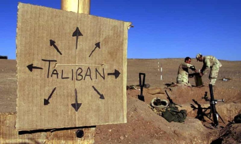 Afganistán, la catástrofe anunciada