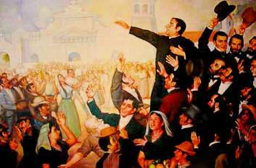 """Doscientos años de una """"independencia"""" no tan pacífica"""